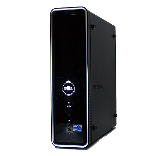 Inspiron 545s (Core2Duo E8500 3.16GHz/4GB/160GB/DVD�}���`/Windows7Pro32bit)
