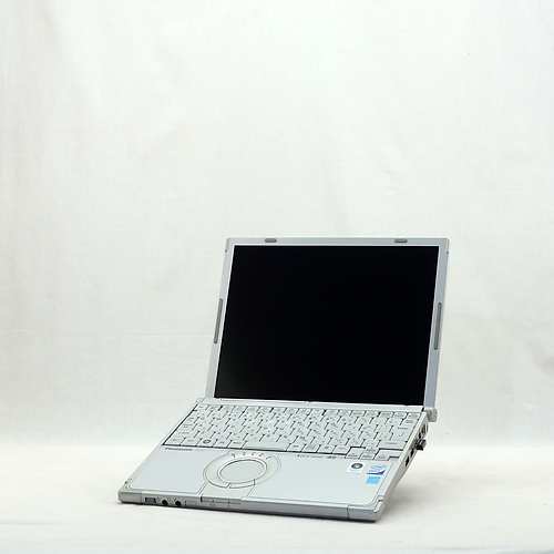 Let's Note CF-T7B (Core2Duo U7500 1.06GHz/2GB/80GB/�h���C�u���X/Windows7/12.1�C���`XGA/�O�t����LAN)