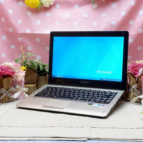 IdeaPad U350 (Celeron 723 1.20GHz/4GB/320GB/ドライブレス/Windows7Pro64bit/13.3インチ/無線LAN)