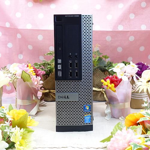 OptiPlex 9020 SF (Core-i5 4570 3.20GHz/4GB/500GB/DVDマルチ/Windows10 64bit)