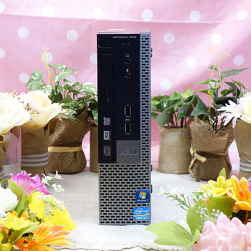 OptiPlex 7010 US (Core-i5 3470s 2.90GHz/4GB/320GB/DVDマルチ/Windows10 64bit)