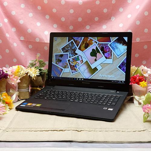 Lenovo G550 2958 (Core2Duo P8700 2.53GHz/4GB/320GB/DVDマルチ/Windows7Pro64bit/15.6インチ/無線LAN)