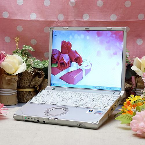 CF-R8 (Core2Duo U9300 1.20GHz/3GB/120GB/ドライブレス/Windows7Pro32bit/10.4インチ/無線LAN)