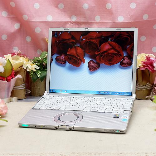 Let's Note CF-W5 (CoreSolo U1400 1.20GHz/1GB/60GB/DVDマルチ/Windows7Peo32bit/12.1インチ/無線LAN)