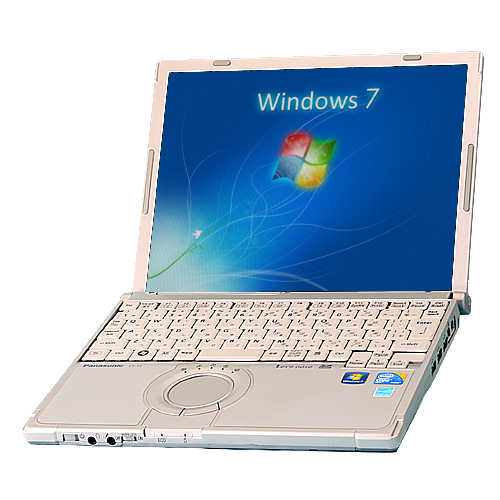 CF-N9L[C�i] (Core-i5 2.67GHz/2GB/250GB/�h���C�u���X/Windows7Pro 32bit/12.1�C���`XGA/����LAN)