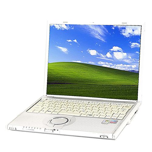 Let's Note CF-Y4[C�i] (PentiumM 1.6GHz/1G/60GB/DVD�}���`/XPPro/14.1�^SXGA+/����LAN)
