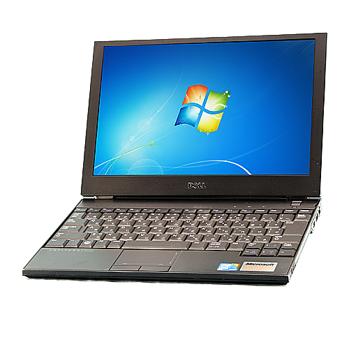 Latitude E4200(Core2Duo U9400 1.4GHz/2GB/SSD64GB/�h���C�u���X/Windows7/12.1�C���`WXGA/����LAN����)