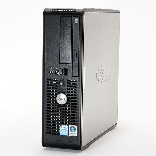 OptiPlex 755 SFF(Core2Duo 2.33GHz/2GB/250GB/DVD�}���`/Windows7)